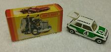 Matchbox Lesney Superfast No 21 RENAULT 5TL MINT IN BOX!