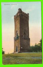 Bielefeld - Dreikaiserturms auf der Hünenburg - ungel. 1910