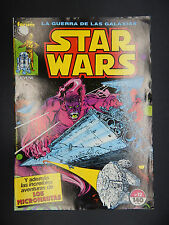 Comics Forum STAR WARS #12 La Guerra de las Galaxias comic book Spain Micronauts