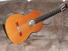 HAND MADE IN 1976 RYOJI MATSUOKA M50 SUPERB RAMIREZ STYLE CLASSICAL GUITAR