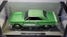 1/18 HIGHWAY 61 1969 DODGE DART MOD TOP GREEN