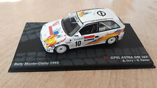 Die-Cast 1:43 Opel Astra GSI Rally Montecarlo 1993    N'25     Gio5