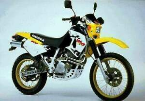 CAGIVA 600 W16 1994-1996 REAR BRAKE LINE KIT