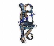 DBI SALA 1110152 Construction Harness ExoFit XP Full Body Large Safety Fall Pad