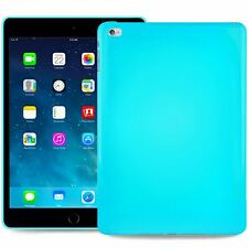Slim Protective Silicone Cover Case For Apple iPad Air 2 in Blue