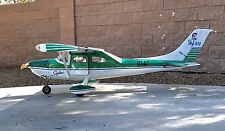 RC plane Cessna 50cc The World Models Sky Link Giant scale