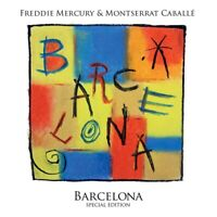FREDDIE & CABALLE,MONTSERRAT MERCURY - BARCELONA (THE GREATEST VINYL LP NEU