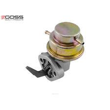 Goss Mechanical Fuel Pump Fits Toyota (G610A)