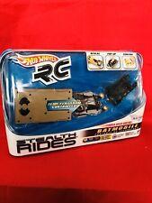 Hot Wheels Batman RC Stealth Rides Batmobile Pop Up Portable RC Technology