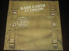 "The Rare Earth rare '71 2LP ""In Concert"" on Rare Earth / Motown  mint- SOUL ROCK"
