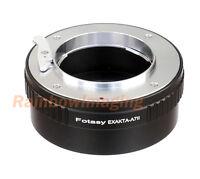 Exakta/ Auto Topcon Lens to Sony A7 III A7R III A7S II A7S III adapter US Seller