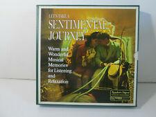 Reader's Digest Let's Take A Sentimental Journey 9 Vinyl Record Set