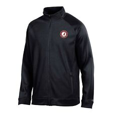 "NCAA Champion Men's ""Achievement"" Black Performance Full Zip Jacket Collection"