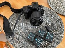 Panasonic Lumix DMC-G7, with lens (14-140, f3.5-5.6)