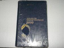 LUCA MARONI - ANNUARIO DEI MIGLIORI VINI ITALIANI 2000 Ed. L.M. 2000 NEW