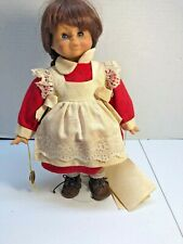 "1983 Gustel Wied doll ""Pauline"" number and limited 668/5000 and signed"