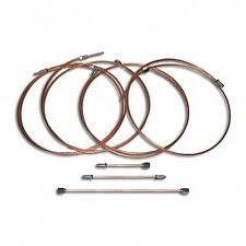 Vauxhall Viva HC Models Rhd Brake Pipe Set Easy Bend Copper 3/16