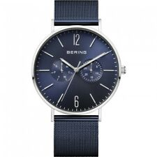 Bering Mens Wrist Band Watch Classic with Changeable Strap 14240-307