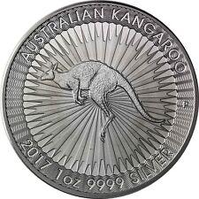 Australien 1 Dollar 2017 Känguru Anlagemünze prägefrisch