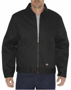 Dickies TJ15 Insulated Eisenhower Jacket Quilted Lined All Colors/Sizes S - 5XL