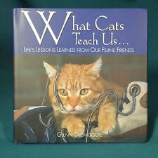 What Cats Teach Us...: Life's Lessons Learned from Our Feline Friends NEW