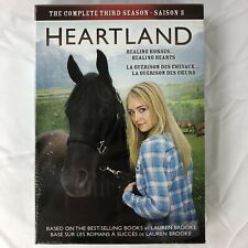 Heartland: Complete Season 3 (DVD, 2011, 5-Disc Set, Canadian)