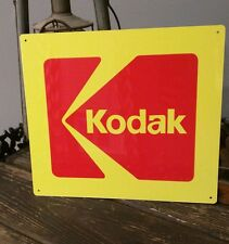 Kodak Camera 10.5 X 12 metal sign photography vintage advertising 50008