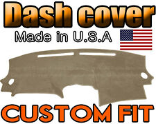 Fits 2007-2012 NISSAN ALTIMA DASH COVER MAT DASHBOARD PAD /  BEIGE