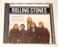 RARE CD ALBUM / THE ROLLING STONES - PAINT IT BLACK / BRS 84262