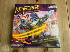 Keyforge - Caja de Inicio 2 Jugadores - FFG - Mundos en Colisión - Español
