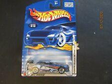 Hot Wheels Nissan Skyline #019 2002 First Editions #7 / #42 Dark Blue MOC Sealed