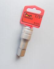 TENG herramientas barra de Extensión 60mm/6.3cm Largo Unidad 1.3cmcm m120020-c