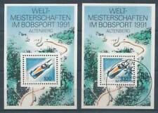 587780) Bund Block 23**+ESST Bobsport