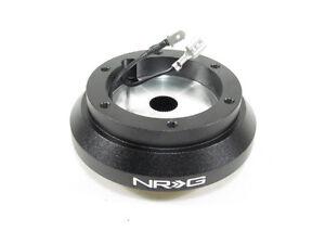 NRG Short Hub Steering Wheel Adapter for Eclipse Talon Lancer Legacy Impreza WRX