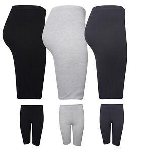 Womens Cycling Shorts Dancing Gym Biker Hot Pants Leggings Casual Sports Legging