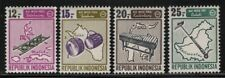 Indonesia 1967 Musical Instruments set Sc# 705-20 NH