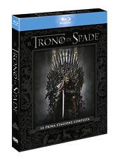 IL TRONO DI SPADE - STAGIONE 1 (5 BLU-RAY) COF. PRIMA SERIE Games of Thrones