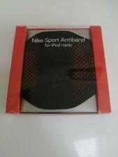 NIKE Sport Armband for iPod Nano 1st & 2nd Gen red/black adjustable stretch