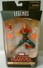 Marvel Legends Series Captain Marvel Binary Form New MISB 2