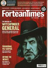 Fortean Times 367: Witchfinder General; levitation; ghostly fogs