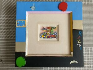 James Rizzi 3d handsigniert Expecting company