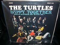 TURTLES happy together ( rock ) rhino
