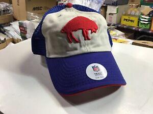 NFL Team Headwear Buffalo Adjustable Hat,