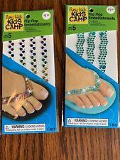 Flip Flop Embellishments 2 Packs