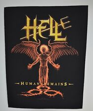 HELL - Human Remains - Backpatch - 29,8 cm x 36,3 cm - 164592