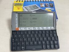 Psion 5mx 16MB PDA working with Manual - Under Keyboard Hinge not as normal.