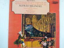 LP MOZART Piano Concerto 20 + Quintet A.Brendel