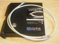 Oyaide DR-510 1.3m RCA Cable (NEW 100%)