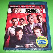 OCEAN'S 13 BLU-RAY NUEVO Y PRECINTADO