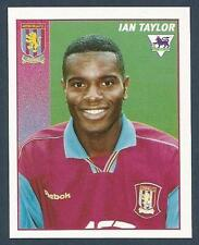 MERLIN 1997-PREMIER LEAGUE 97- #042-ASTON VILLA-SHEFF WEDS-PORT VALE-IAN TAYLOR